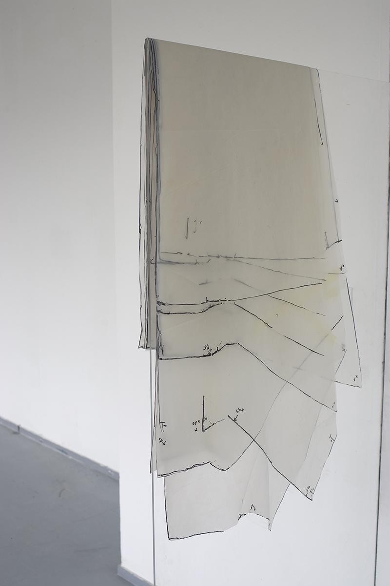 Kévin Cadinot, plasticien – scénographe : Peau d'escalier