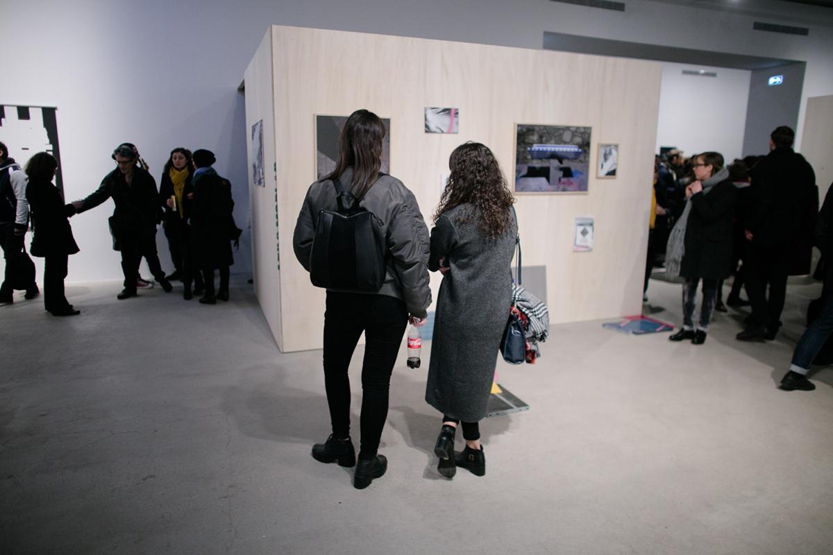 Kévin Cadinot, plasticien – scénographe : Jeune Création 66