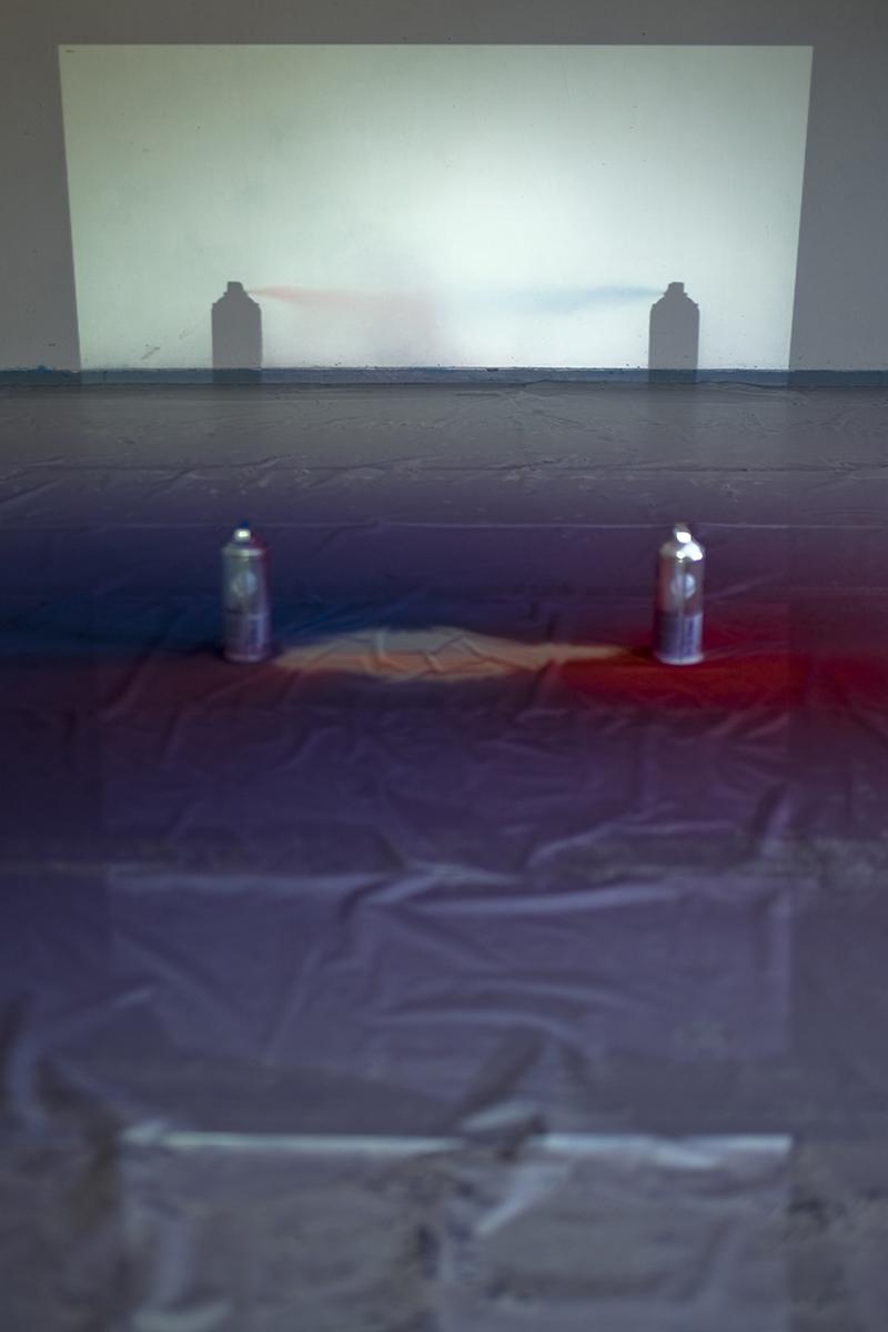 Kévin Cadinot, plasticien – scénographe : Écran total
