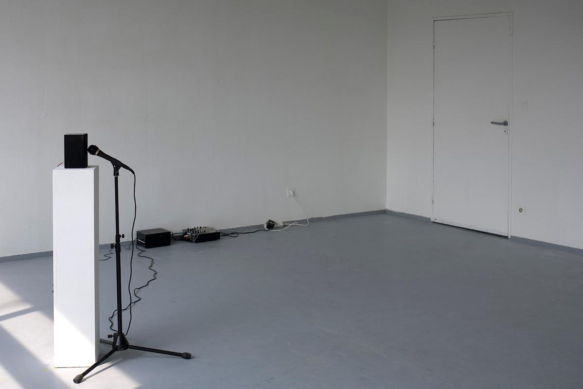 Kévin Cadinot, plasticien – scénographe : Larsen