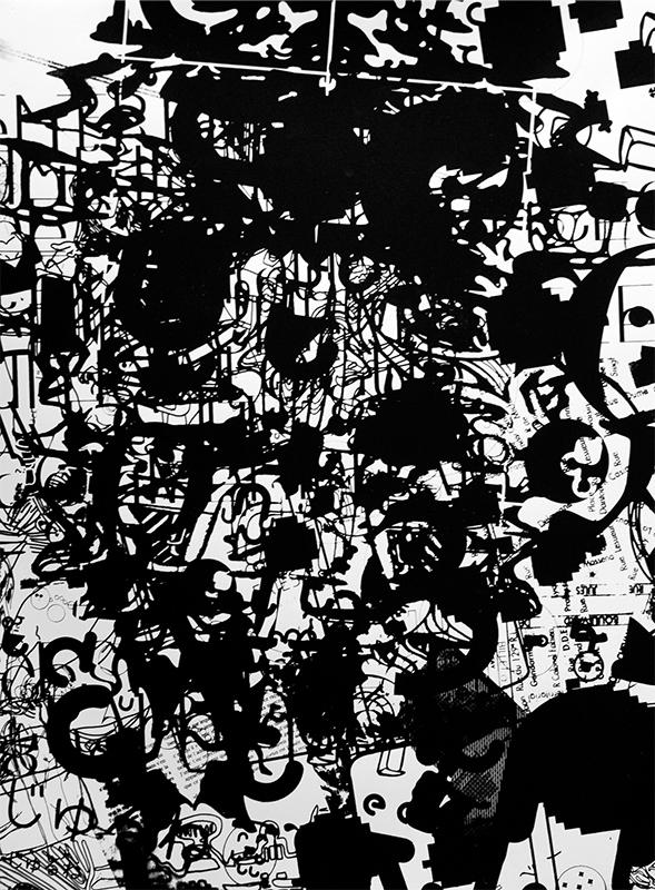 Kévin Cadinot, plasticien – scénographe : Movie